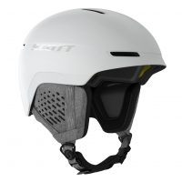 Scott Track Plus Helmet - White