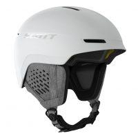 Scott Track Plus Helmet - White