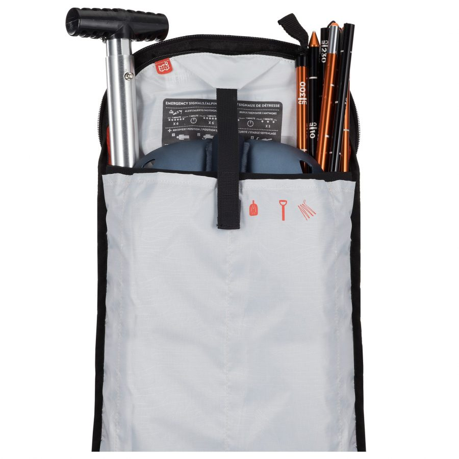 Scott Backcountry Patrol E1 22 Backpack - Avalanche Rescue Tool Compartment