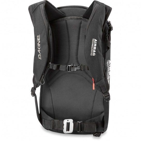 Dakine Poacher RAS 18L Backpack - Black - Back View