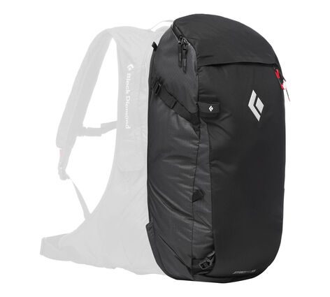 Black Diamond JetForce Pro Booster 35L - Black