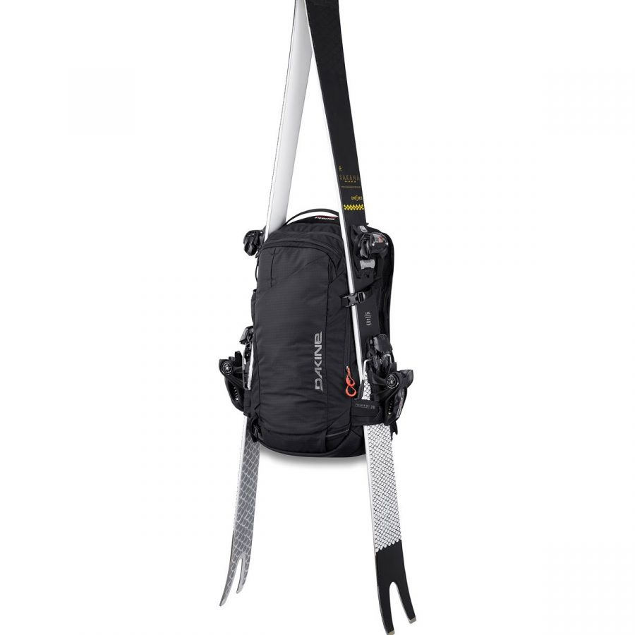 Dakine Poacher 22 - Black -A -Frame