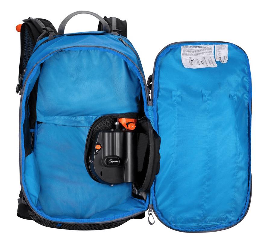 Alpride E1 SuperCap 40 Kit
