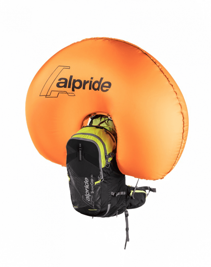 Alpride E1 SuperCap 30 Kit