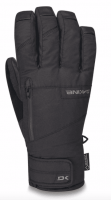Dakine Leather Titan GORE-TEX Short Glove - Black