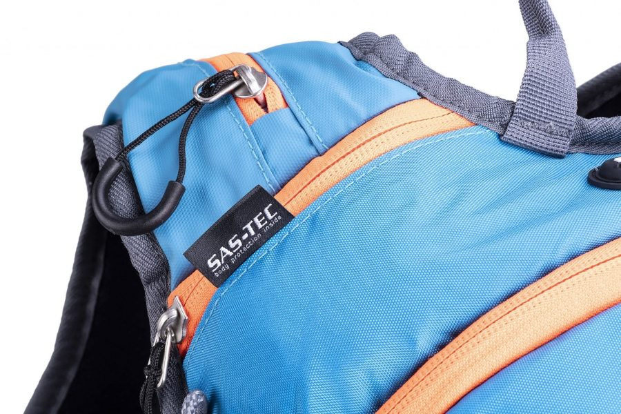 Terrawest Core 22 Litre Backpack (Recco Installed) - SAS-TEC Back Protection