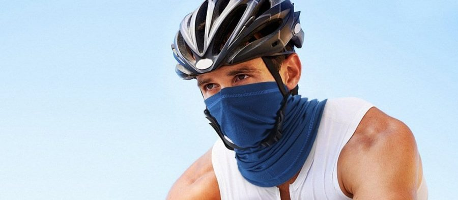 Cycling Face Scarf