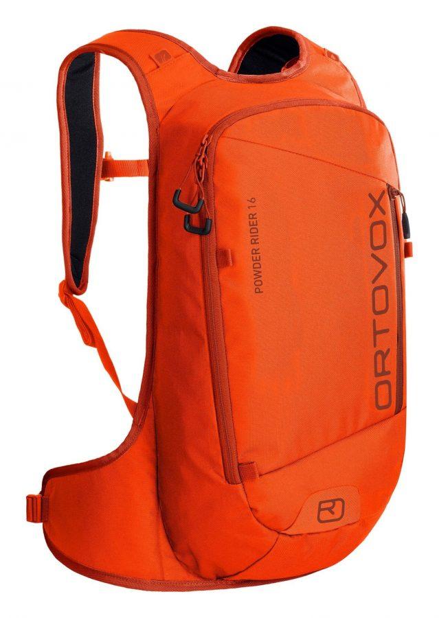 Ortovox Powder Rider 16 - Burning Orange