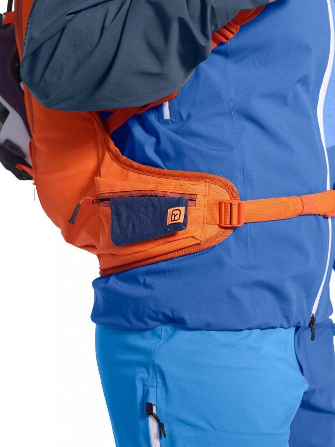 Powder Rider - Hip Belt Pocket