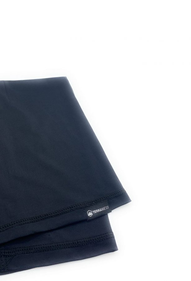 TerraWest Face Scarf - Black