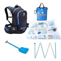 Terrawest Core First Aid Backpack Package