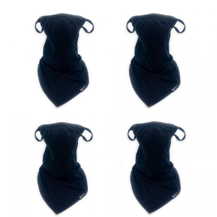 TerraWest Face Scarf Ear Loops