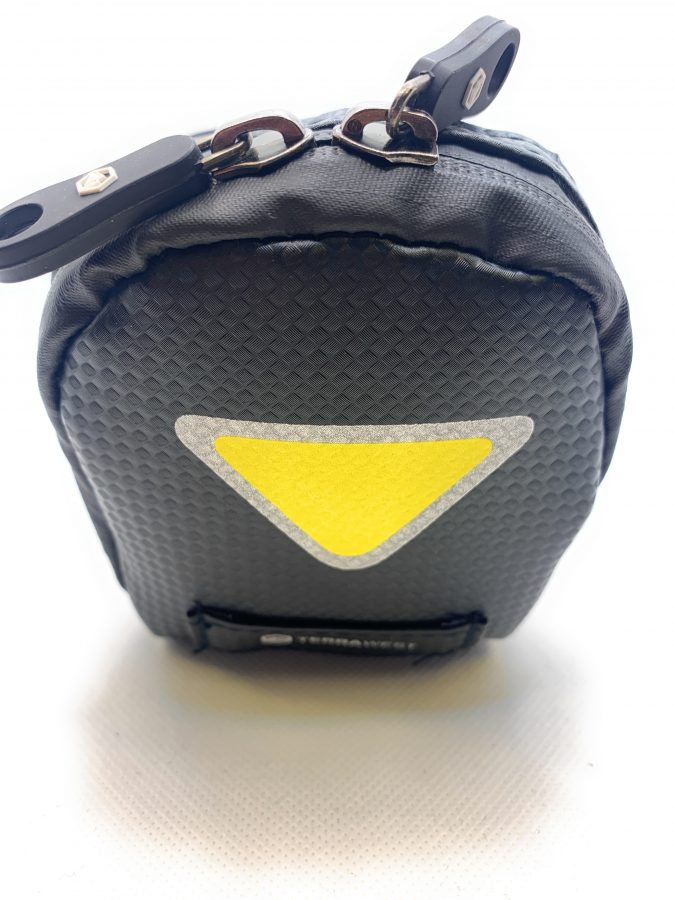TerraWest Core Bike Saddle Pouch, Puncture & First Aid Kit