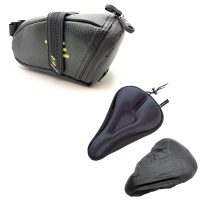 Terrawest Saddle Pouch and Saddle Cushion
