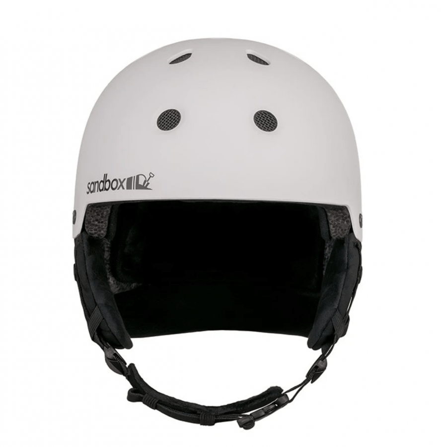 Sandbox Legend Snow Helmet - White