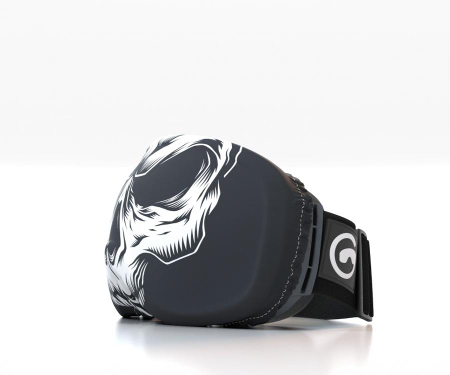 Gogglesoc - Skull