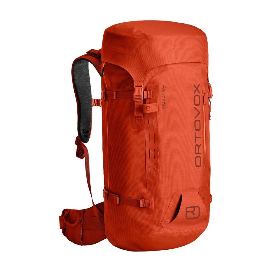 Ortovox Peak 40 DRY - Desert Orange