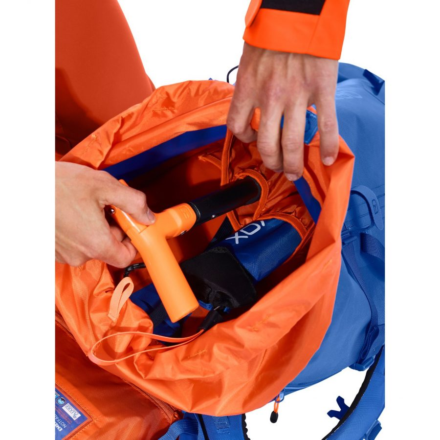 Peak DRY - Safety Compartment