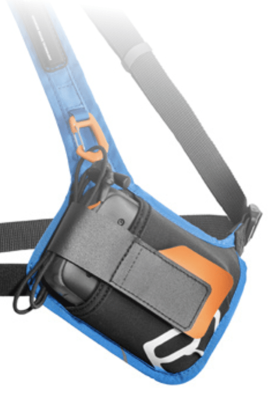Ortovox Diract Voice - Recco Installed Carrying Harness