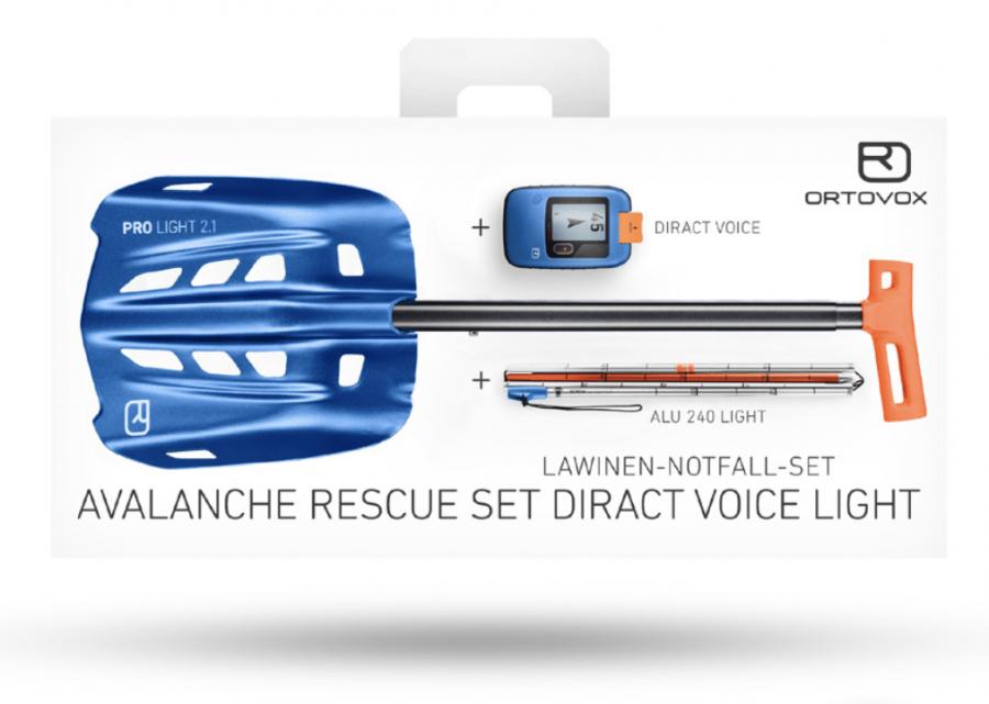 Ortovox Diract Voice Light Set