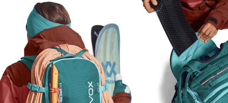 Ortovox Backpack - Back Systems Glossary