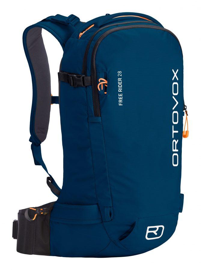 Ortovox Free Rider 28 - Petrol Blue