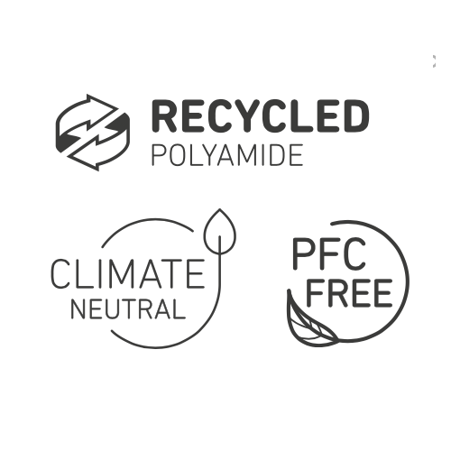 Free rider - Recycled Materials
