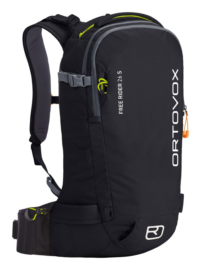Ortovox Free Rider 26 S - Black Raven