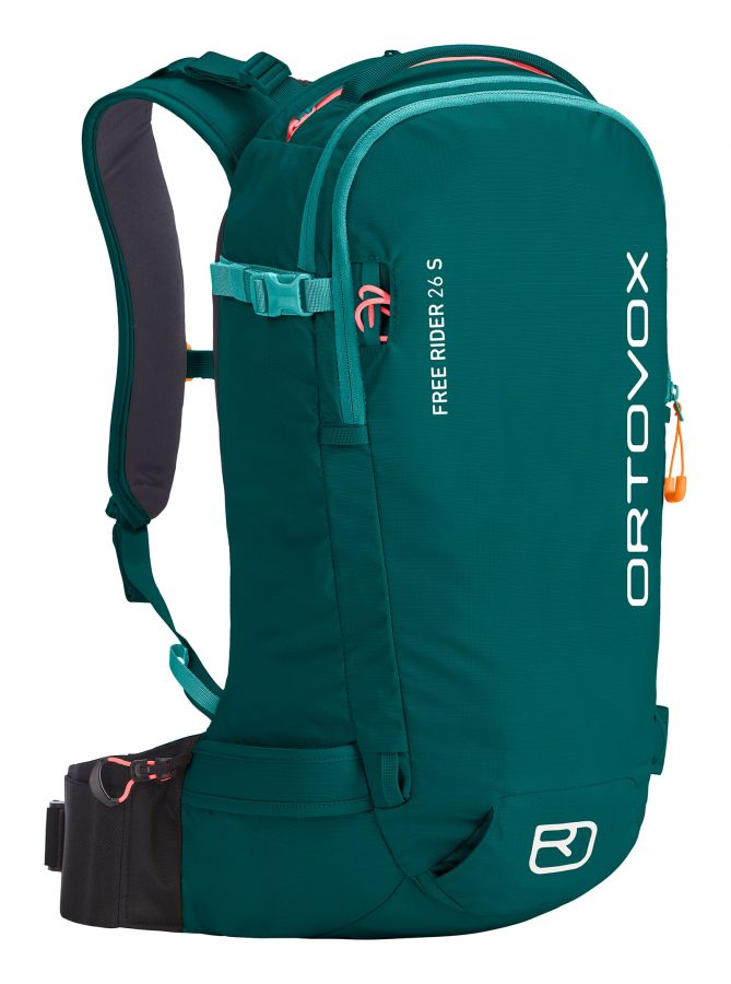 Ortovox Free Rider 26 S - Pacific Green