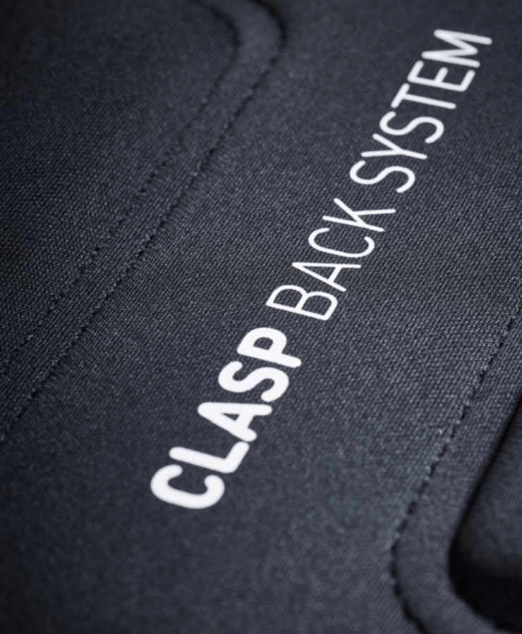 Clasp Back System