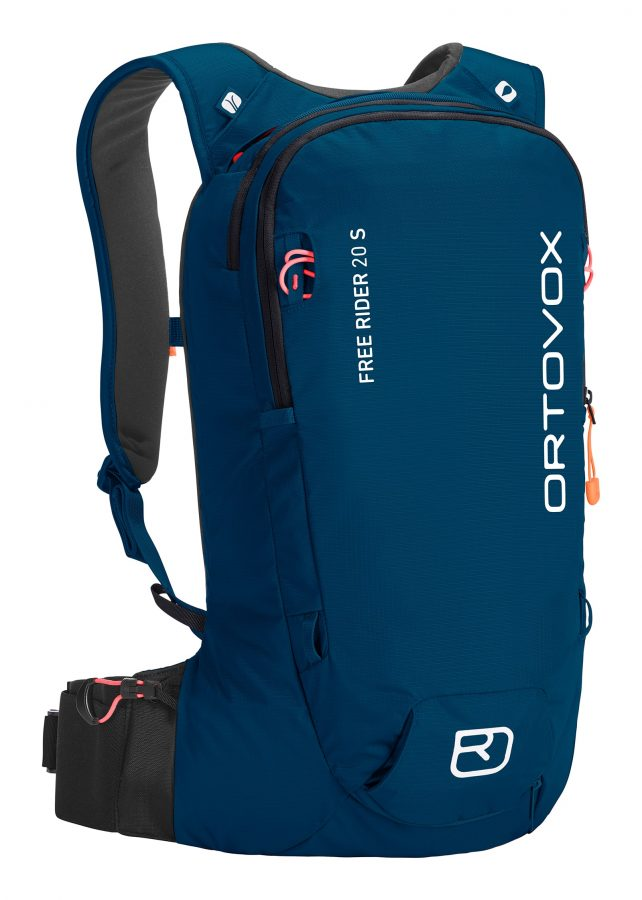 Ortovox Free Rider 20 S - Petrol Blue