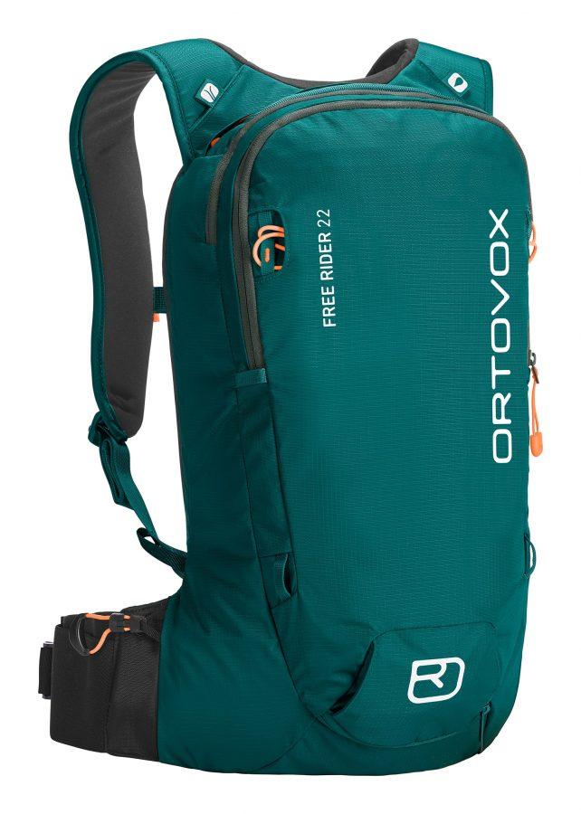Ortovox Free Rider 22 - Pacific Green