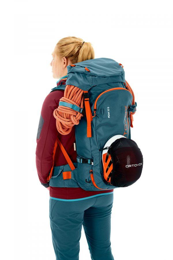 Peak - Rope and Helmet Carry