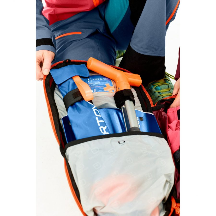 Ascent - Safety Compartment
