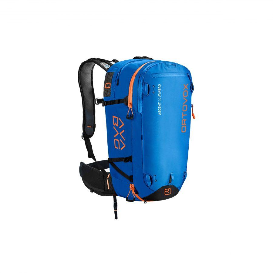 Ortovox Ascent Avabag 40 - Safety Blue