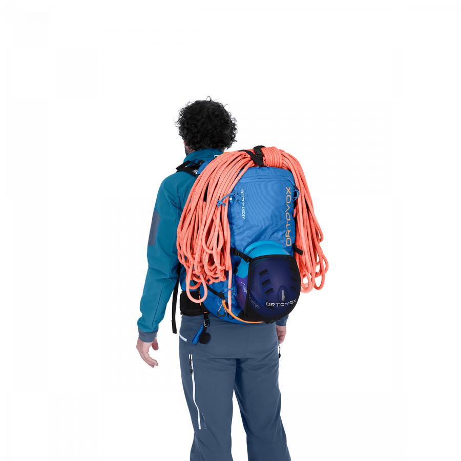 Ortovox Ascent Avabag - Rope Attachment