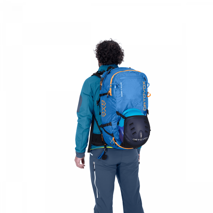 Ortovox Ascent Avabag - Helmet Net