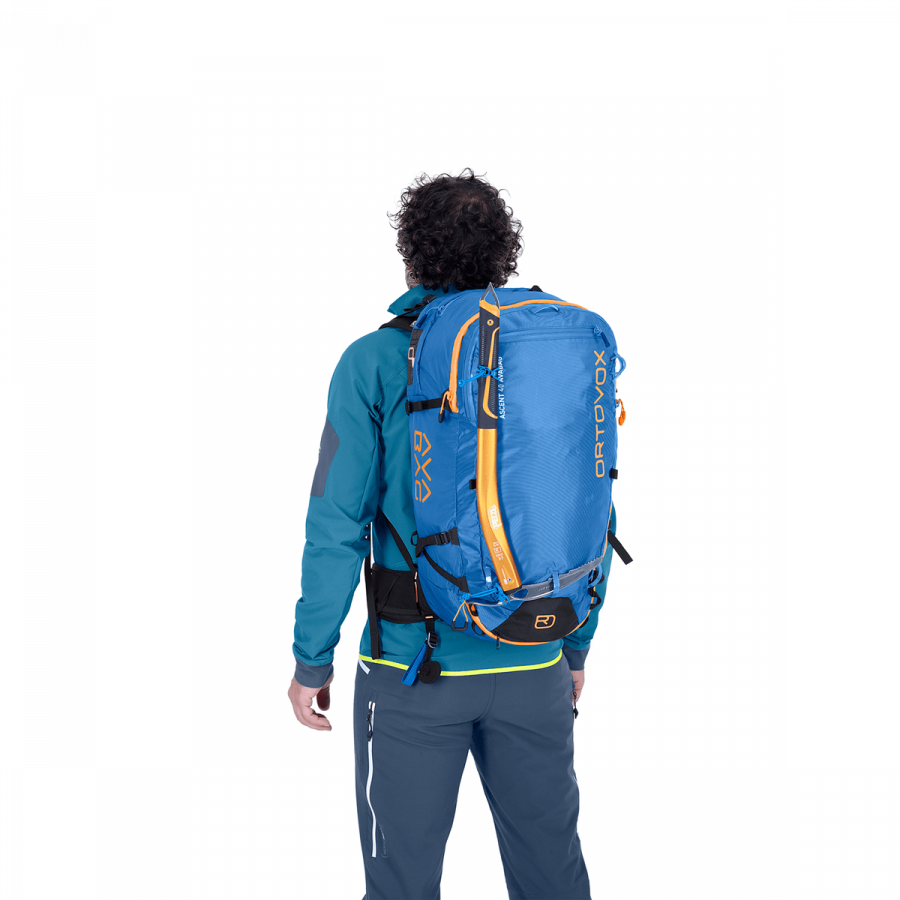 Ortovox Ascent Avabag - Ice Axe Carry