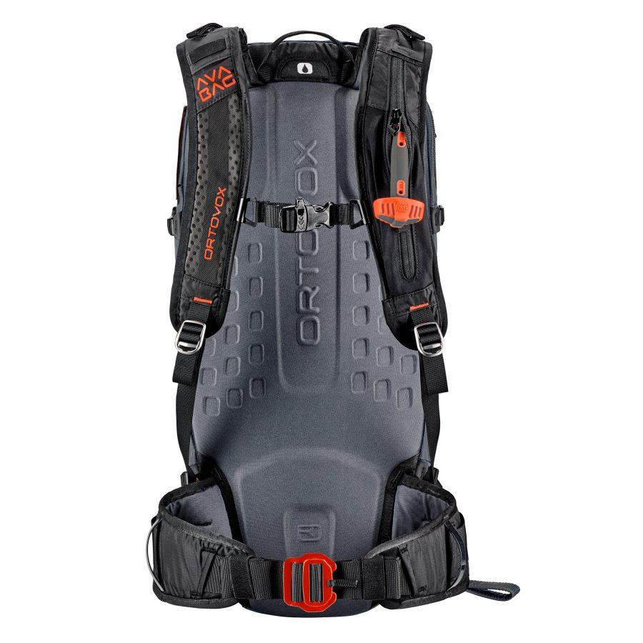 Ortovox Ascent 22 Avabag Back System