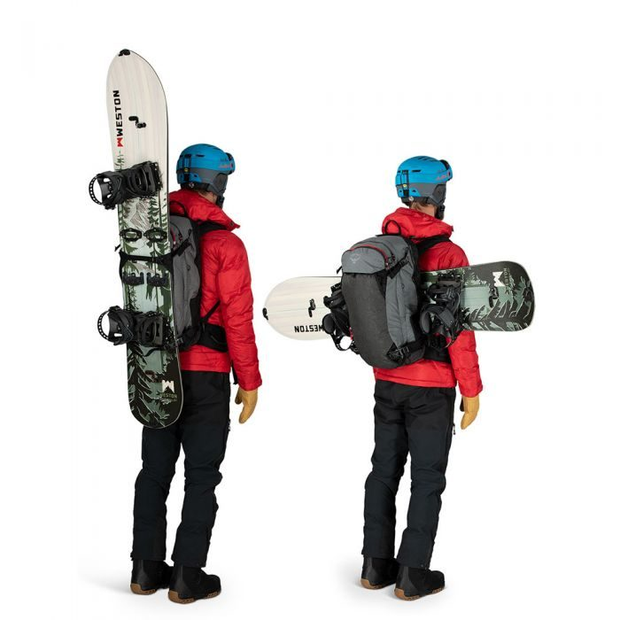 Soelden/Sopris Snowboard and Splitboard Carry