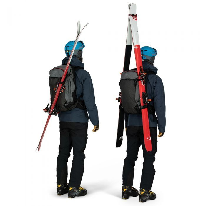 Soelden/Sopris Ski Carry