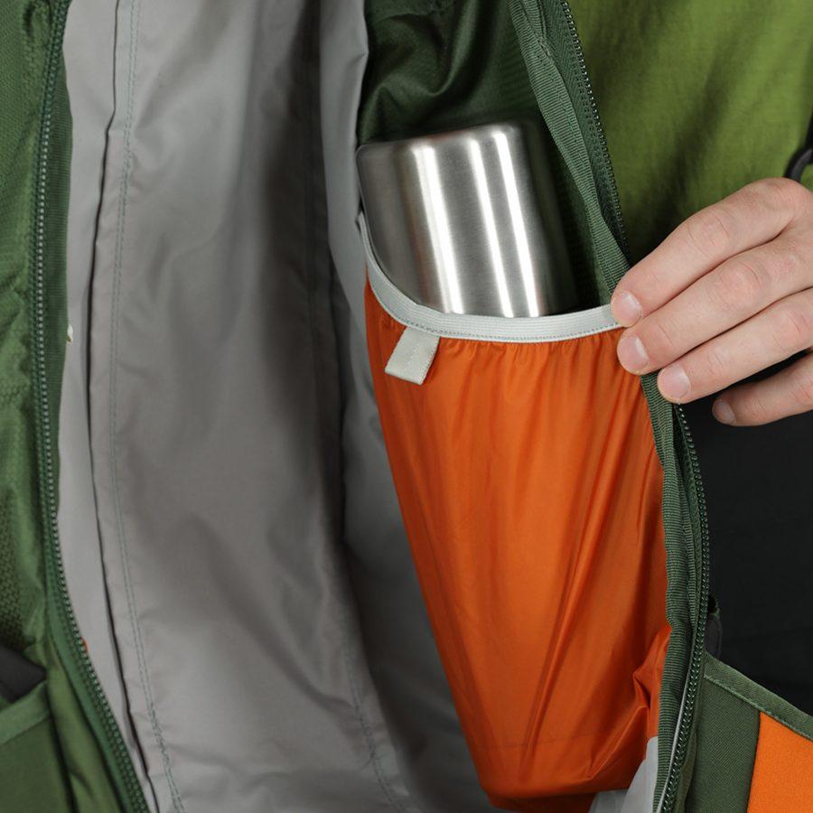 Osprey Soelden Range Flask Pocket