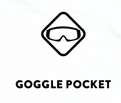 Backcountry Patrol E1 Series - Goggle Pocket