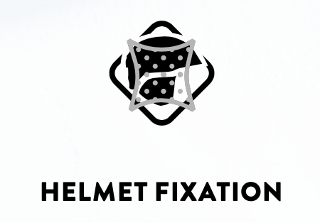 Backcountry Patrol E1 Series - Helmet Fixation
