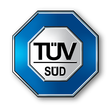 TÜV-certified