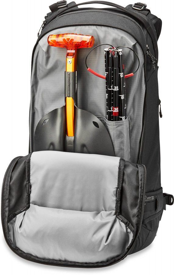 Dakine Poacher 22 - Avalanche Safety Pocket