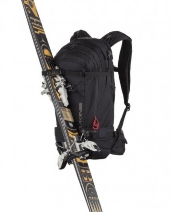 Dakine Poacher 14 - Diagonal Ski Carry