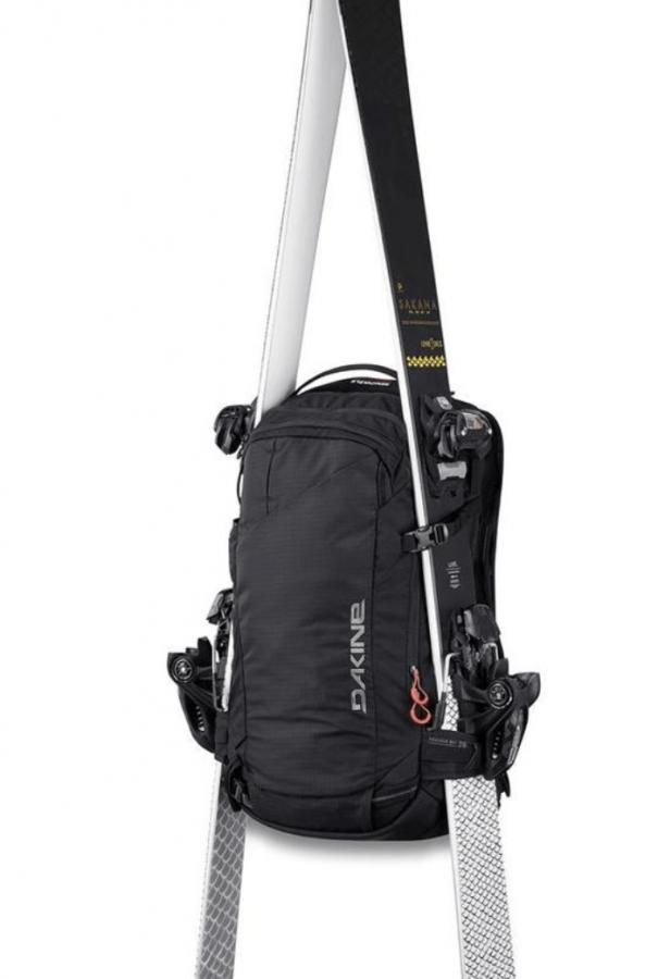 Dakine Poacher RAS 36L - A-frame Ski Carry