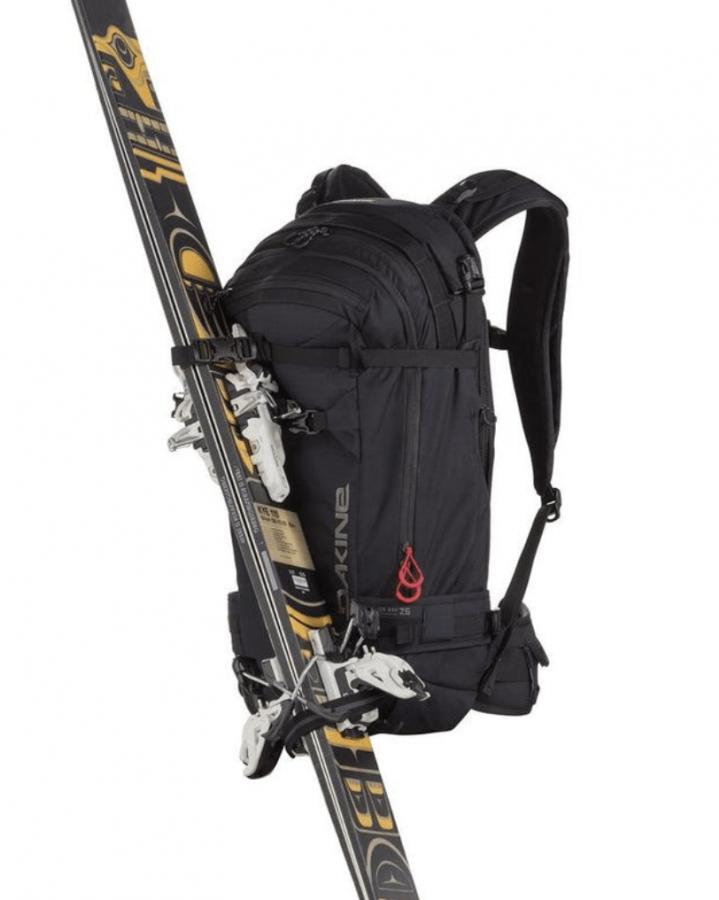 Dakine Poacher RAS 36L - Diagonal Ski Carry