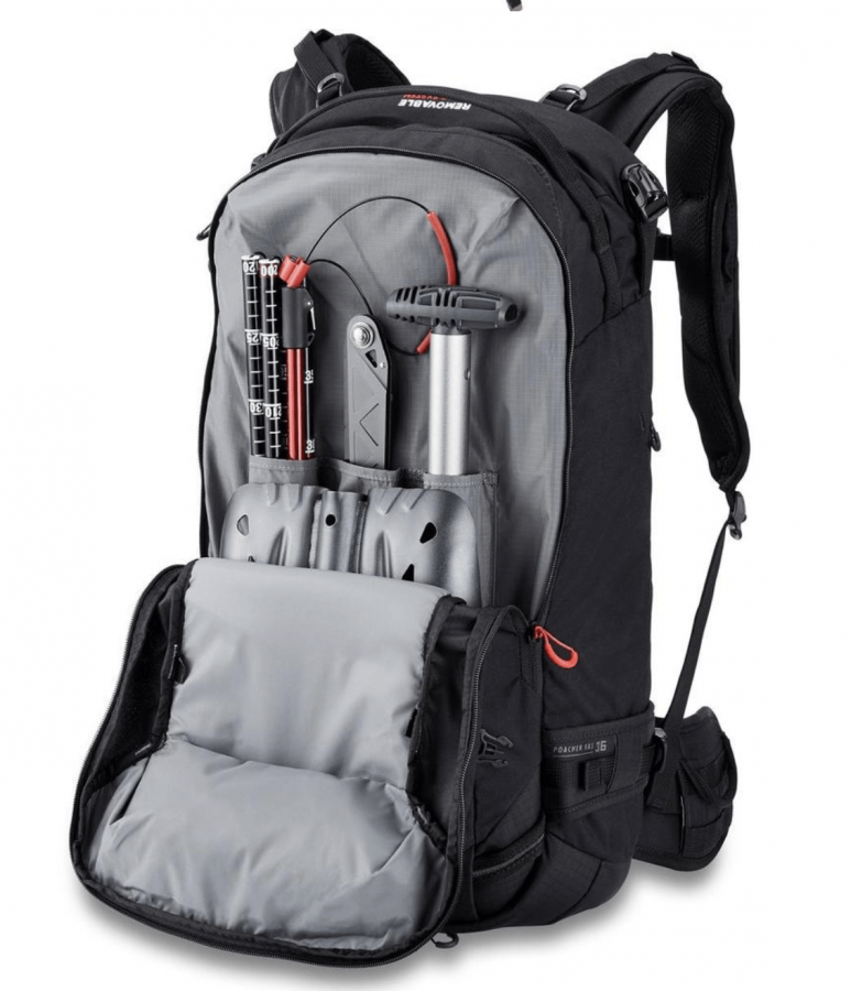 Dakine Poacher RAS 36L - Avalanche Safety Pocket